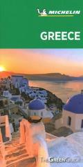 Michelin Green Guide Greece Travel Guide