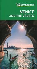 Michelin Green Guide Venice & the Veneto Travel Guide