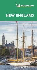 Michelin Green Guide New England Travel Guide