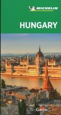 Michelin Green Guide Hungary Travel Guide