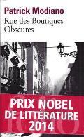 Rue des Boutiques Obscures Missing Person