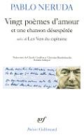 Vingt Poemes Damour Et Une Chanson Deses
