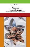 Nouveau cours de langue: apprendre l'italien en 10 jours sans peine