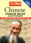 Berlitz Chinese Phrasebook