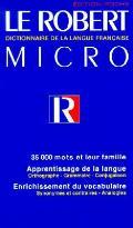 Micro Robert Poche 1998 Edition
