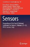 Sensors: Proceedings of the Fourth National Conference on Sensors, February 21-23, 2018, Catania, Italy