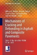 Mechanisms of Cracking and Debonding in Asphalt and Composite Pavements: State-Of-The-Art of the Rilem Tc 241-MCD