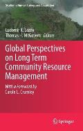 Global Perspectives on Long Term Community Resource Management