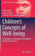 Children's Concepts of Well-Being: Challenges in International Comparative Qualitative Research