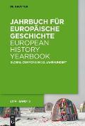 Jahrbuch f?r Europ?ische Geschichte / European History Yearbook, Band 15, Global Commons im 20. Jahrhundert