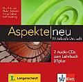 Aspekte / Audio-cds Zum Lehrbuch B1+. Neubearbeitung