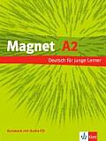 Magnet: A2 Kursbuch - With CD (09 Edition)