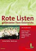 Rote Listen Gefahrdeter Tiere Osterreichs: Alte Haustierrassen: Schweine, Rinder, Schafe, Ziegen, Pferde, Esel, Hunde, Geflugel, Fische, Bienen. Check