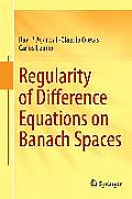 Regularity of Difference Equations on Banach Spaces