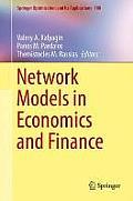 Network Models in Economics & Finance