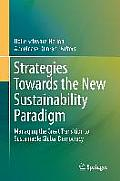 Strategies Towards the New Sustainability Paradigm: Managing the Great Transition to Sustainable Global Democracy