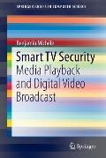 Smart TV Security: Media Playback and Digital Video Broadcast