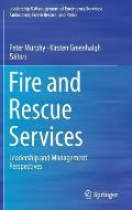 Fire and Rescue Services: Leadership and Management Perspectives