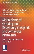 Mechanisms of Cracking & Debonding in Asphalt & Composite Pavements State Of The Art of the Rilem Tc 241 MCD