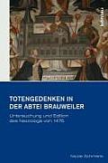 Totengedenken in Der Abtei Brauweiler