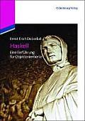 Haskell: Eine Einf?hrung F?r Objektorientierte