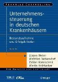 Unternehmenssteuerung in Deutschen Krankenhäusern