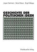 Geschichte Der Politischen Ideen