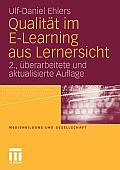 Qualit?t Im E-Learning Aus Lernersicht