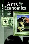 Arts & Economics: Analysis & Cultural Policy