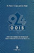 Oois'94: 1994 International Conference on Object Oriented Information Systems 19-21 December 1994, London