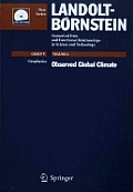 Observed Global Climate