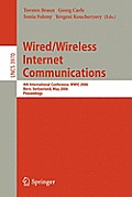 Wired/Wireless Internet Communications: Third International Conference, Wwic 2005, Xanthi, Greece, May 11-13, 2005, Proceedings