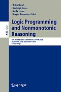 Logic Programming and Nonmonotonic Reasoning: 8th International Conference, Lpnmr 2005, Diamante, Italy, September 5-8, 2005, Proceedings