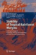 Stability of Tropical Rainforest Margins: Linking Ecological, Economic and Social Constraints of Land Use and Conservation