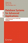 Database Systems for Advanced Applications: 11th International Conference, Dasfaa 2006, Singapore, April 12-15, 2006, Proceedings