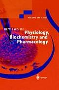 Reviews of Physiology, Biochemistry and Pharmacology