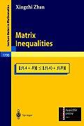 Matrix Inequalities