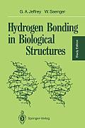 Hydrogen Bonding in Biological Structures