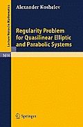 Regularity Problem for Quasilinear Elliptic and Parabolic Systems