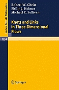 Knots and Links in Three-Dimensional Flows
