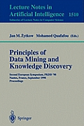Principles of Data Mining and Knowledge Discovery: Second European Symposium, Pkdd'98, Nantes, France, September 23-26, 1998, Proceedings