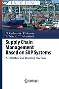 Supply Chain Management Based on SAP Systems Architecture & Planning Processes