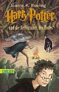 Harry Potter 07 und die Heiligtumer des Todes German Harry Potter & the Deathly Hallows