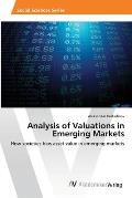 Analysis of Valuations in Emerging Markets