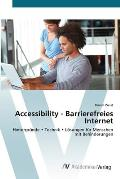Accessibility -  Barrierefreies Internet