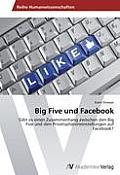 Big Five Und Facebook