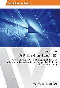 A Pillar 4 to Basel III?
