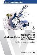Parametrische Audiokodierung am Beispiel der E-Gitarre