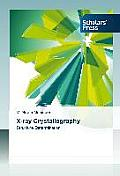 X-Ray Crystallography