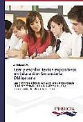 Leer y Escribir Textos Expositivos En Educacion Secundaria Obligatoria